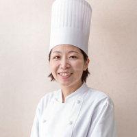 横田 康子 シェフ