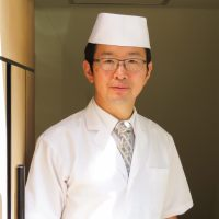 増田 泰二シェフ