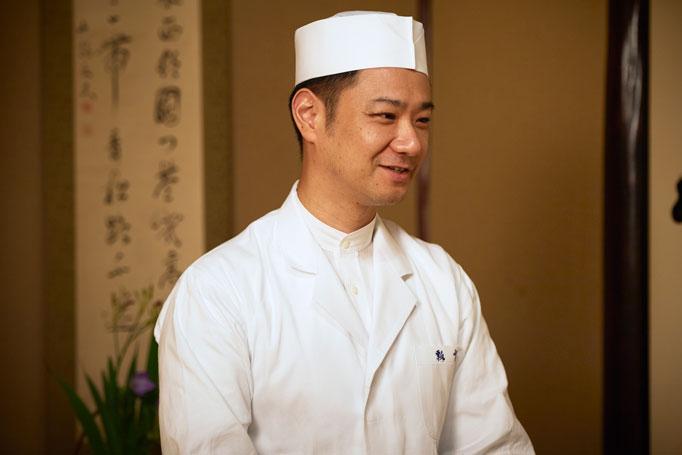 時代に合った『瓢亭』の料理をめざし、ゆっくりと進化していきたい。