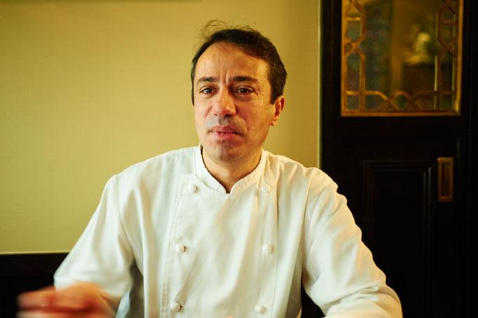 来日したトルコの大統領まで食べに来てくれるレストランになった。