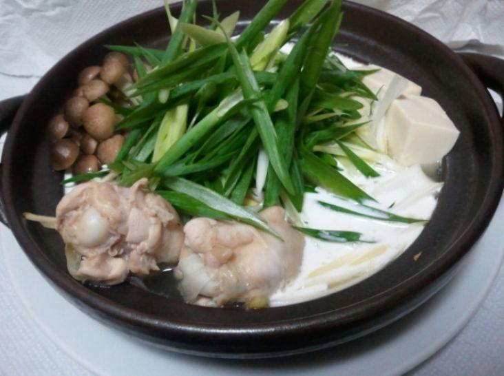 シャキシャキネギとトロトロネギのお鍋