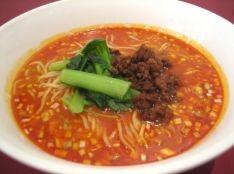 坦々麺(タンタンメン)