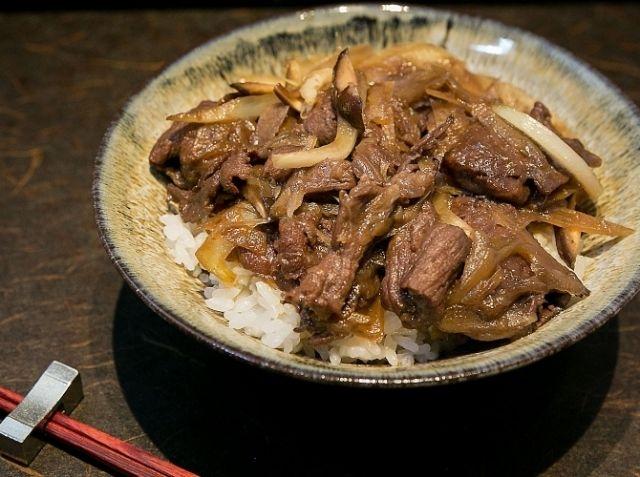 レシピ 牛丼