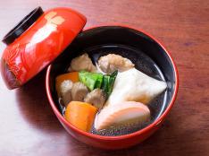 福島県のお雑煮