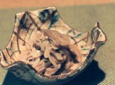 ザーサイと蓮根のピリ辛炒め