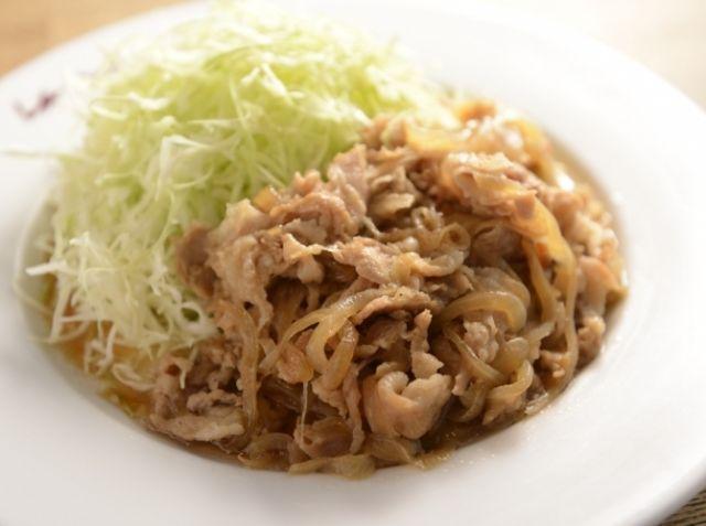 生姜 レシピ 豚 焼き