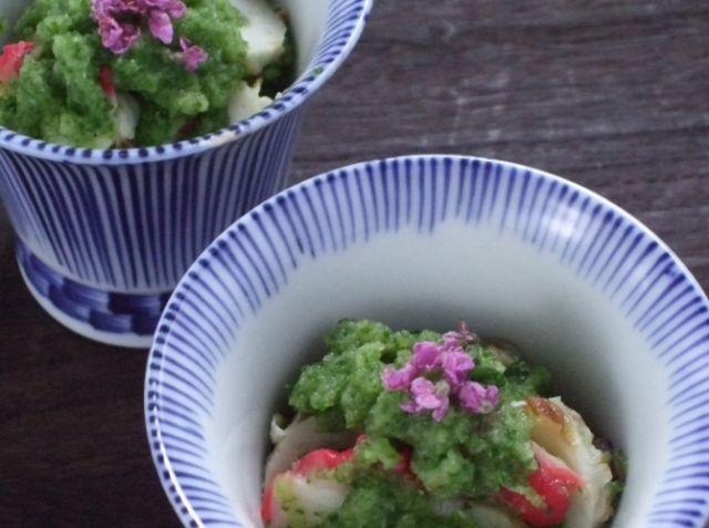 おろし胡瓜のあえ物 野永 喜三夫シェフのレシピ | シェフごはん