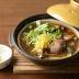 合鴨と茄子の治部煮
