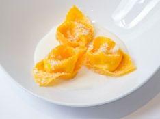 4種のチーズ入り 手作りラビオリ