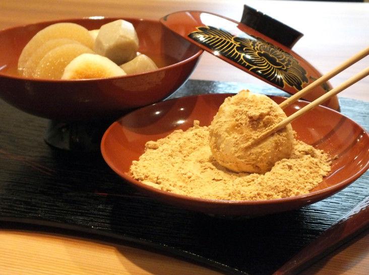 三重県・名張のお雑煮