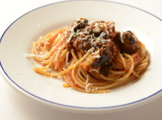 スパゲッティ ノルマ