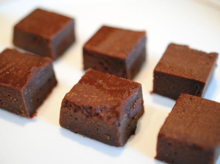 チョコレートレシピ: 生チョコ(生クリーム入りチョコレート) 氏家 健治シェフの