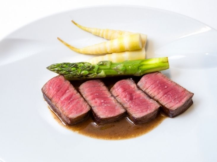 ロンバルディア風ステーキ