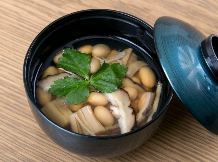 大豆の含ませ煮
