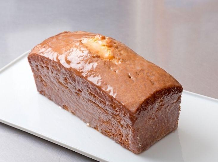 ウィークエンド・シトロン(レモンのパウンドケーキ)