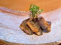 秋刀魚の蒲焼(肝焼き)