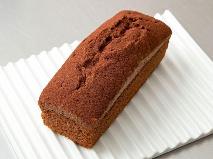 パウンド・ショコラ(チョコレートのパウンドケーキ)