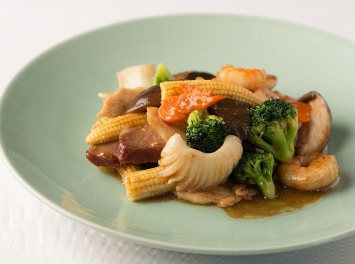 八宝菜 (五目うま煮)