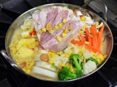 「ポタ鍋」満足度200% 調理時間ゆっくり30分