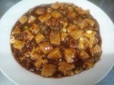 簡単!麻婆豆腐