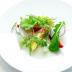 季節野菜とハーブのコンポジション