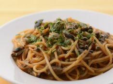 スパゲッティ プッタネスカ