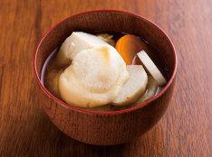 奈良県のお雑煮