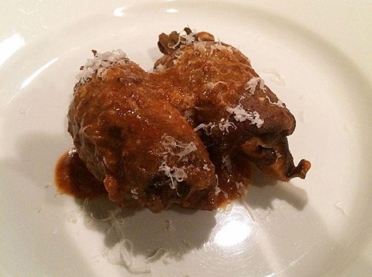 【エゾシカ】蝦夷鹿肉のインヴォルティーニ