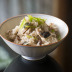 鰯と新生姜の炊き込みご飯