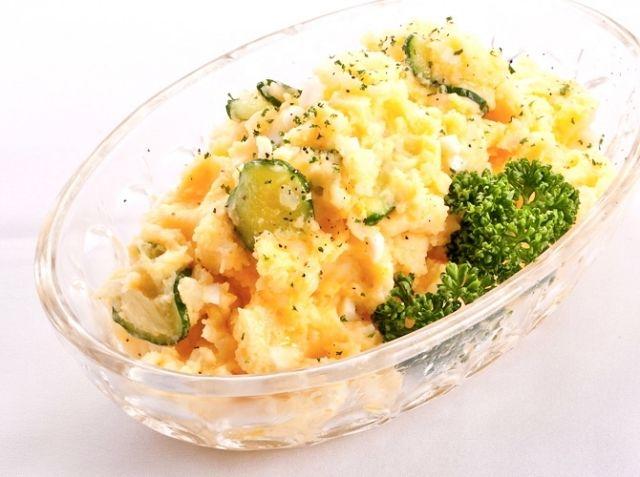 サラダ 人気 レシピ ポテト
