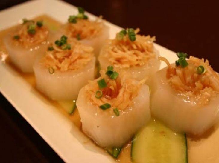 干貝蘿萄(大根に干し貝柱蒸し物)