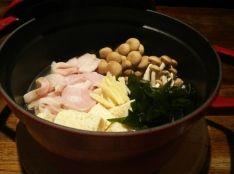 サッパリ&シンプル海鮮「塩」鍋