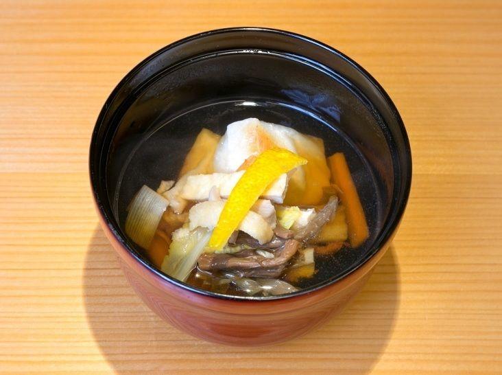 新潟県のお雑煮