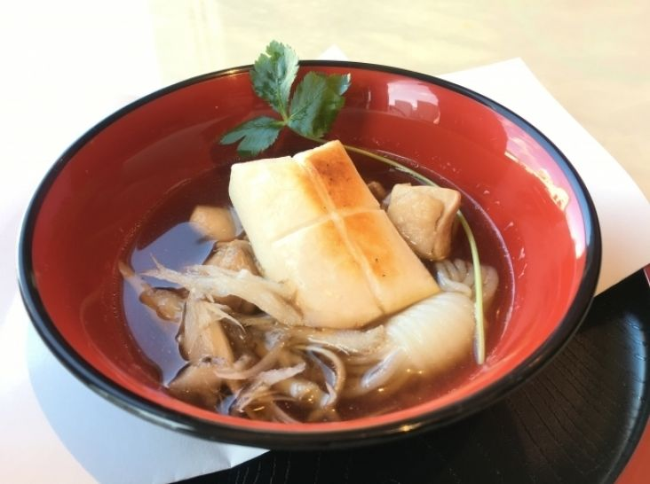 山形県のお雑煮