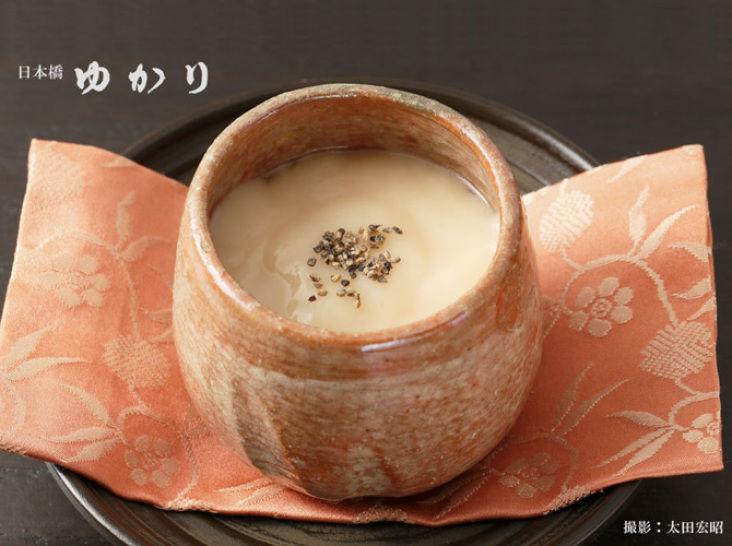 「なめらかヨーグルト茶碗蒸し」「ギリシャヨーグルト茶碗蒸し」