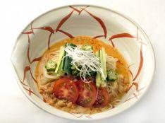 和風納豆坦々麺