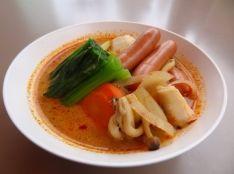 立川野菜のトムヤムポトフ