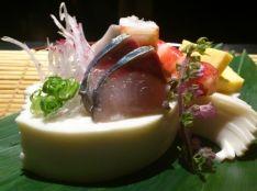春の息吹を感じる前菜 清らかな風味の滝川豆腐