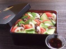 お野菜たっぷりバラちらし