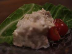 大人のワサビ風味のポテトサラダ