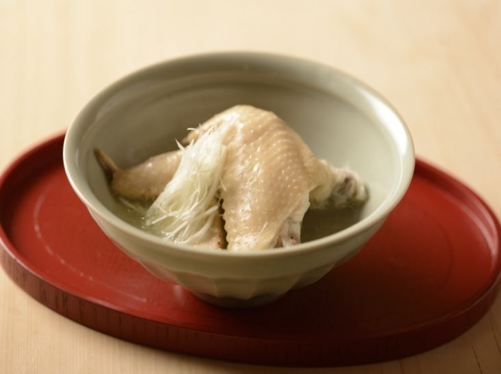 〔まかない〕鶏手羽先の酒煮