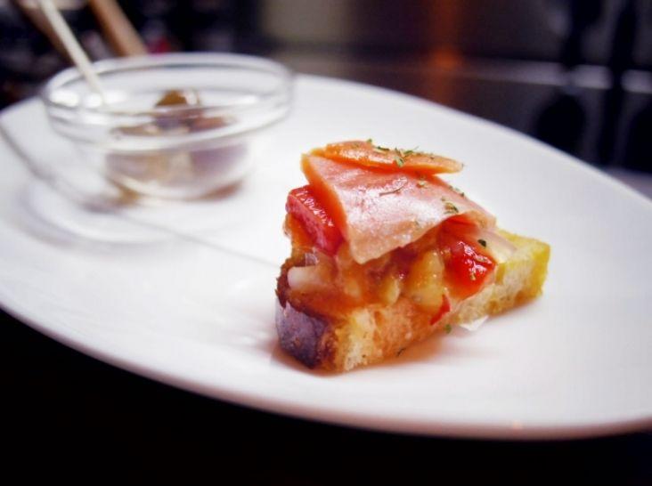 エスカリバダ 焼き野菜カタルニア風