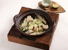 冬を楽しむ ネギ好きの為のネギが美味しいほくほく蒸し鍋