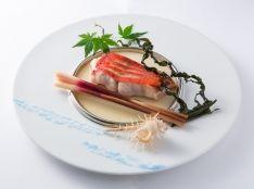 地金目鯛の若狭焼