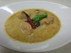 タイ風豆乳チキンスープ
