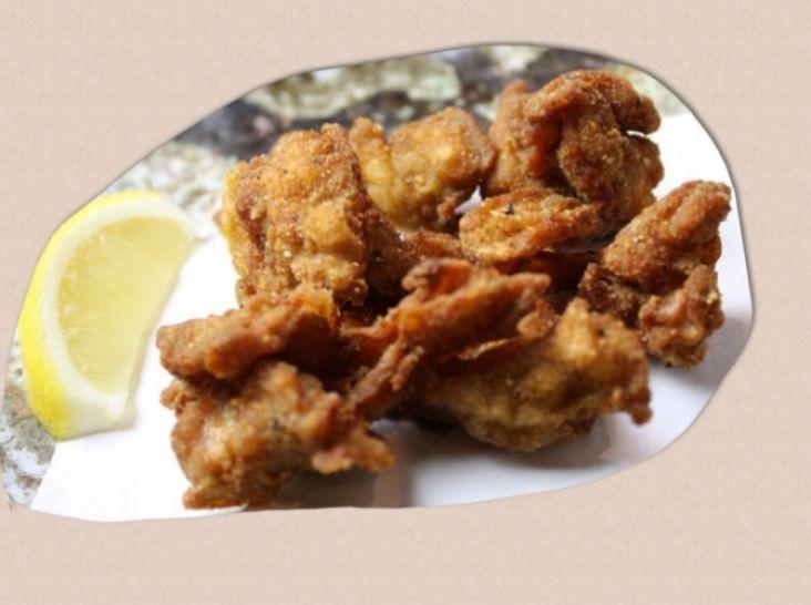 簡単コラーゲンヤゲン軟骨の立田揚げ♫鶏で一番コラ源なんです♫