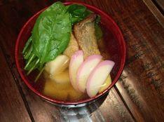 岡山県・県南のお雑煮