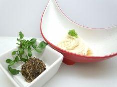 ツナ海苔鰹のおつまみ佃煮 締めに冷や麦