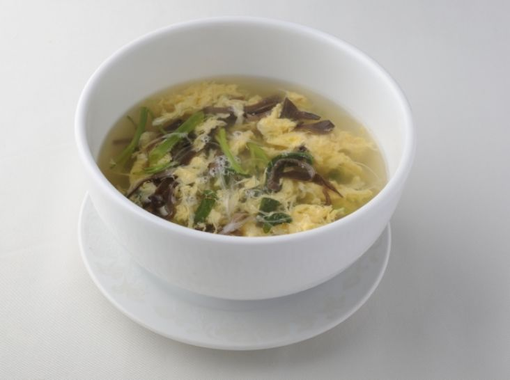 卵スープ (蛋花湯~タンファータン~)