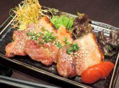 豚バラのハチミツ味噌焼き